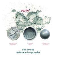 Natural Mica Powder - Sea Smoke